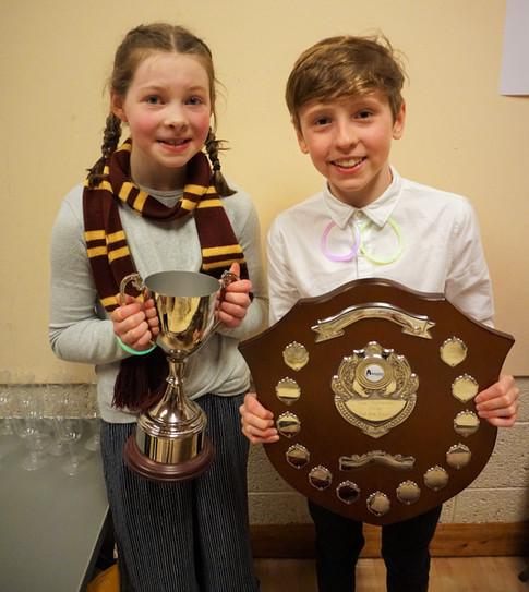 Award winners 2018/19