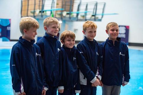 Boys Group D Thistle Trophy 2019