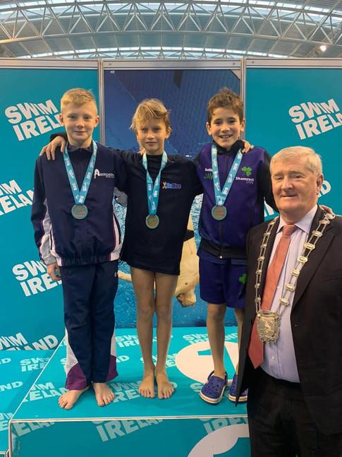 D Boys Bronze Irish Nationals 2019