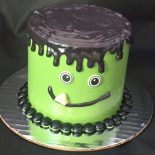 Frankenstein SmashCake