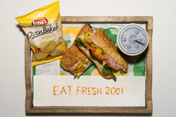 Voice of Fast Food - Subway