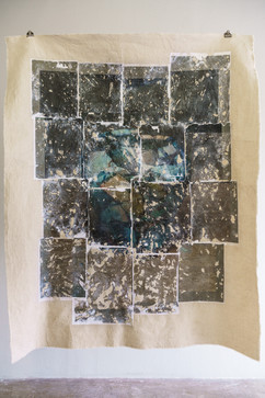 Fragmented Surfaces 03