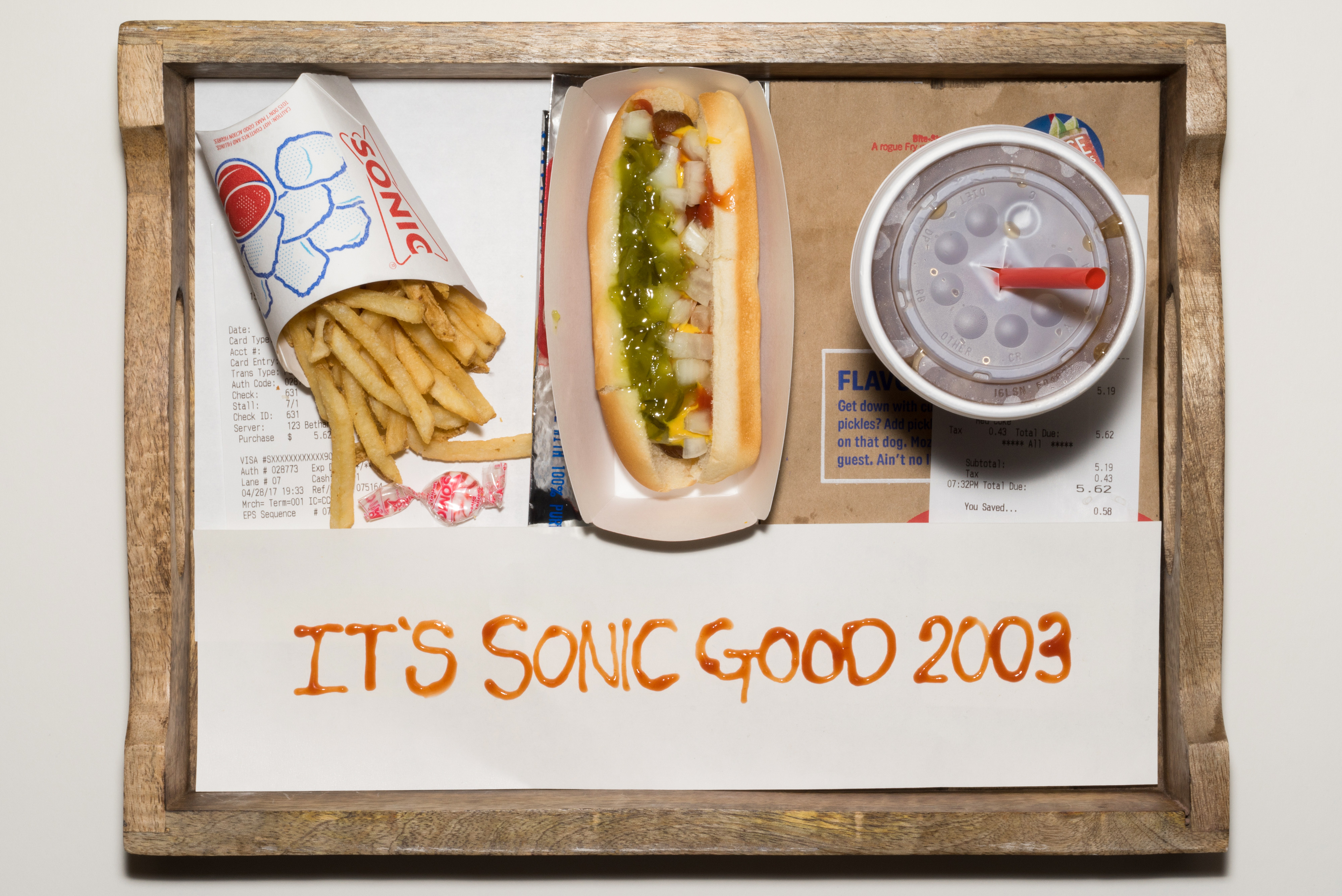 Voice of Fast Food - Sonic