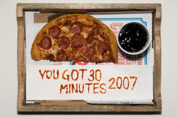 Voice of Fast Food - Dominos