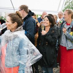 Almedalsveckan 2019 mingel. Foto Linnea Ronström