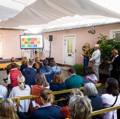 Seminarum på Rosa Gården