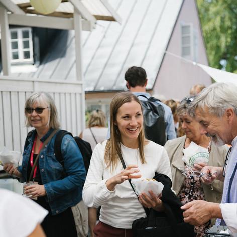Mingelmat. Foto Linnea Ronström