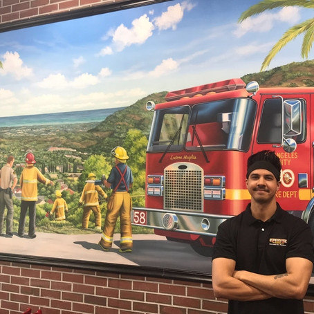 Firehouse Subs Opening Today in Ladera Heights