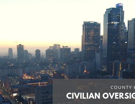 LASD Civilian Oversight Commission Virtual Townhall