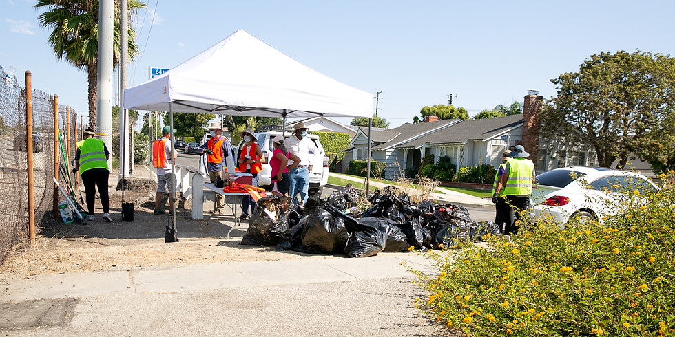 Ladera Clean-Up Day