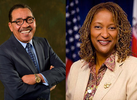 Submit Questions Now for Holly Mitchell and Herb Wesson