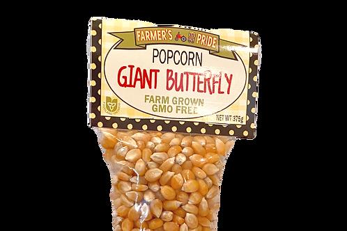 Giant Butterfly Popcorn Tube Pack