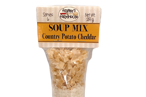 Country Potato Cheddar Soup Mix