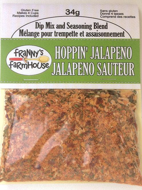 Hoppin' Jalapeno Dip Mix and Seasoning Blend