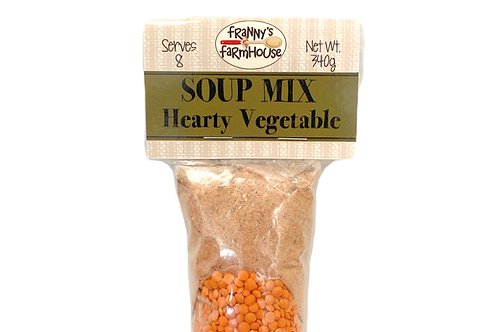 Hearty Vegetable Soup Mix
