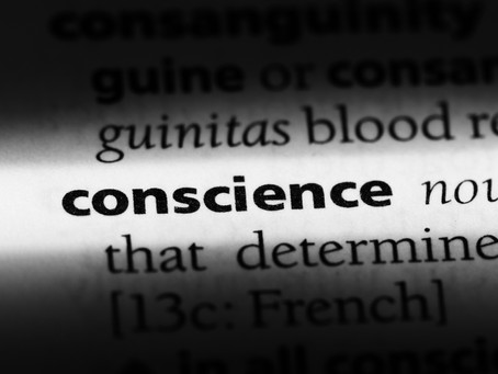 Of COVID and Good Conscience