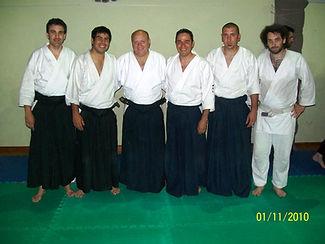 Aikido - Sensei Persano - Boken - Ramos Mejia - Aikikai Masakatsu Agatsu Dojo