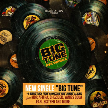 "SINGLE AYA WASKA ""Big tune"" 2011"