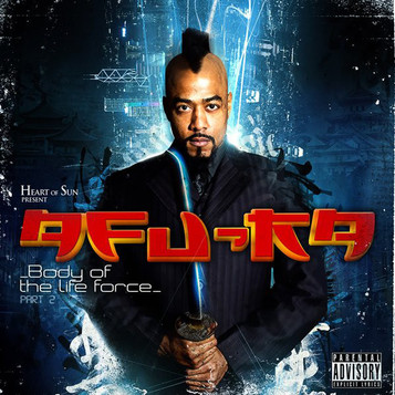 """ALBUM AFU-RA """"Body of the life force part 2"""" 2012"""