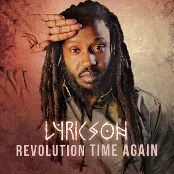 """ALBUM LYRICSON """"Revolution time again"""" (2017)"""