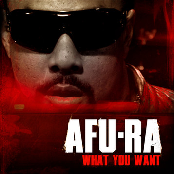 Afu Ra - Single what you want - new.jpg