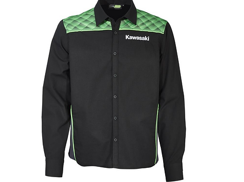 Camisa Sport Manga larga Kawasaki