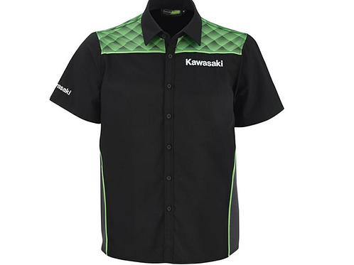 Camisa Sport Manga corta Kawasaki