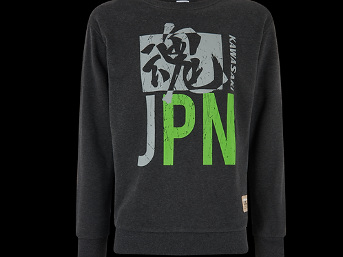 Sudadera JPN Kawasaki