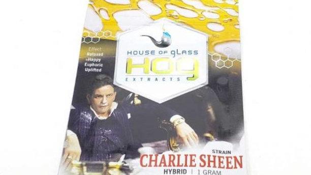 HOG Shatter- CHARLIE SHEEN