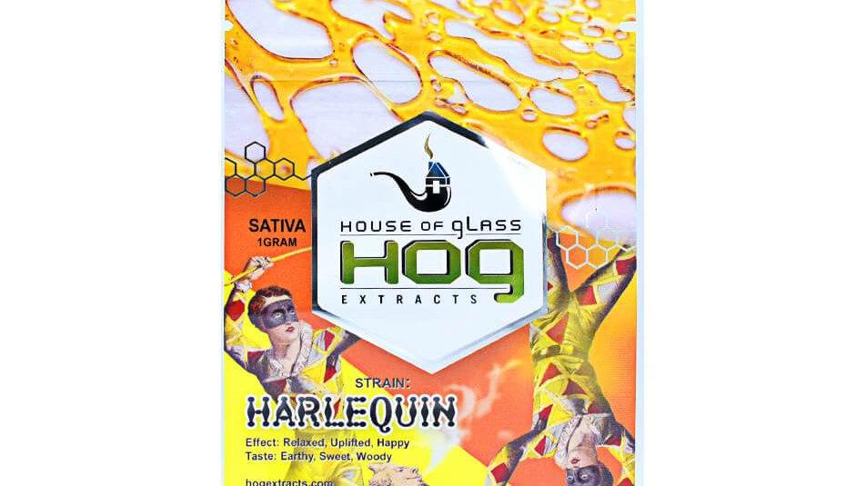 Hog Shatter-Harlequin