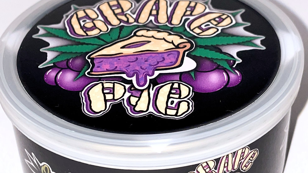 Quad Canada Cans (AAAA) Grape Pie