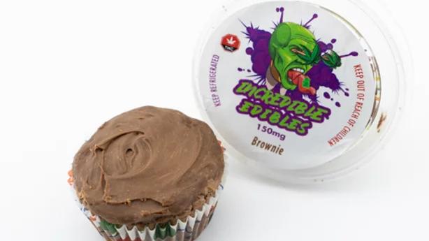 Incredible edibles brownies 150mg