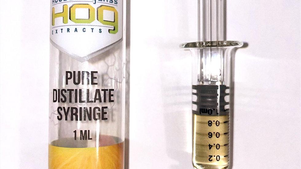 Hog distillate orange twist