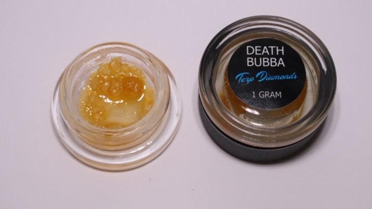 Death Bubba Terp Diamonds