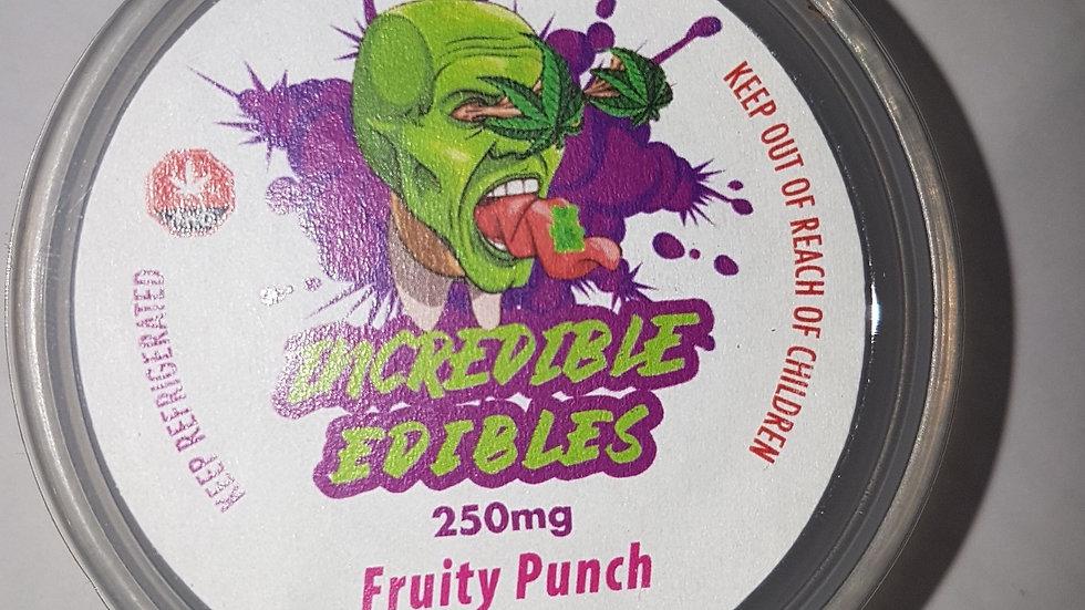 Incredible Edibles 250mg Fruit Punch