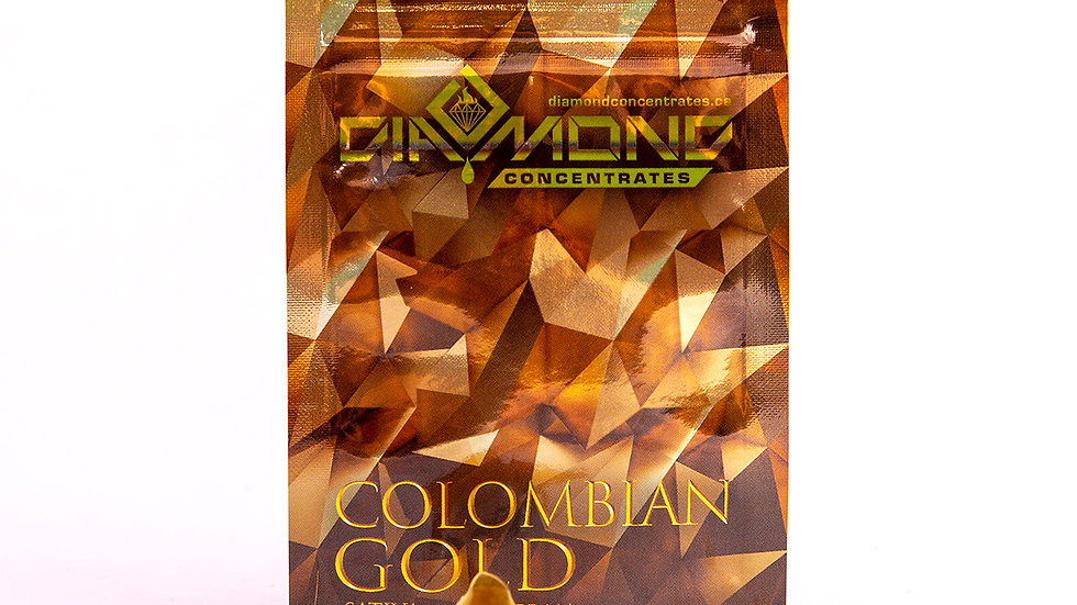 Diamond Concentrates - Colombian Gold