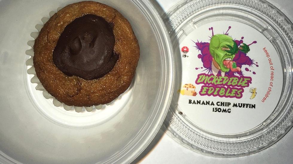 Banana Chocolate Muffin 150mg