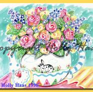 Teapot Bouquet
