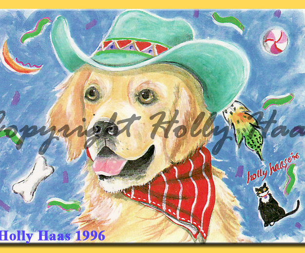 Cowboy Retriever