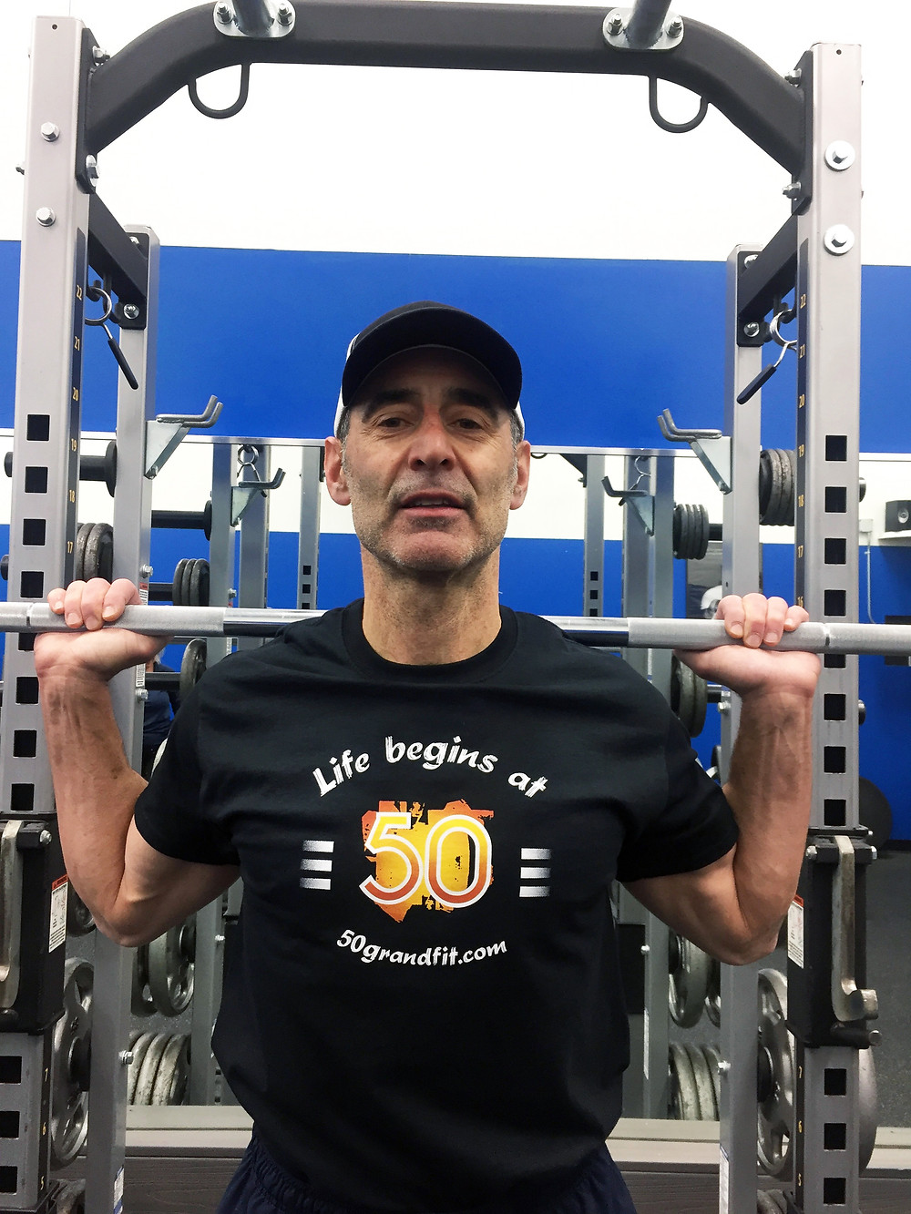 Meet Glenn, 55
