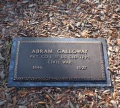 Abram Galloway