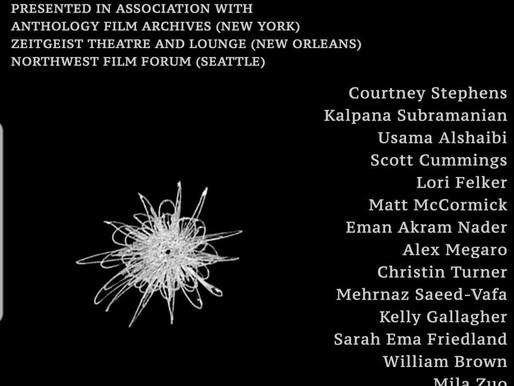 'Coyote' short film selected for Cinema-19: short films in response to Covid-19