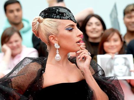 Lady Gaga Wore Earrings Worth Millions at TIFF