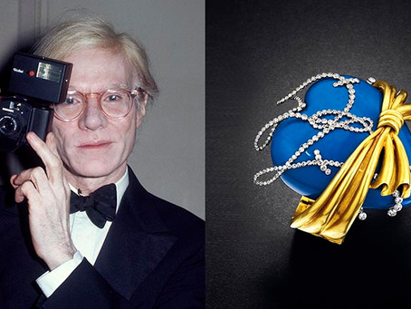 Andy Warhol Was A Major Jewelry Collector