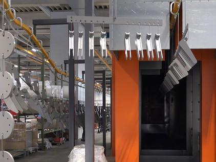 Pulverbeschichten mit Nanotechnologie