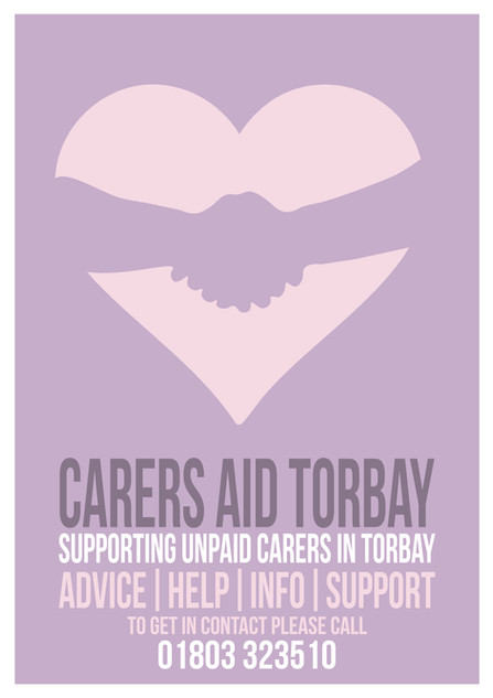 Carers Aid Torbay Poster