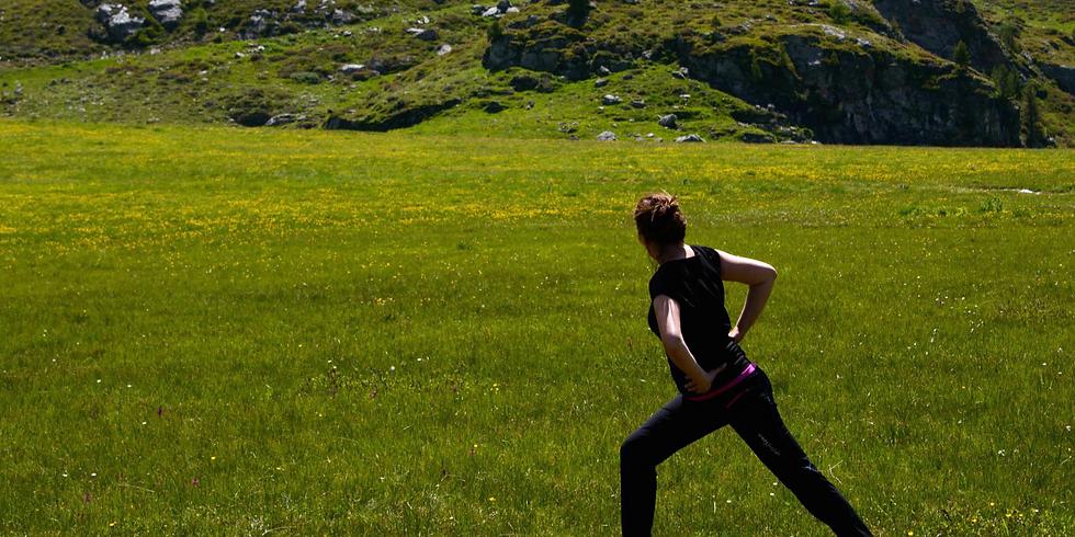 LU JONG Yoga tibétain de guérison avec Patricia