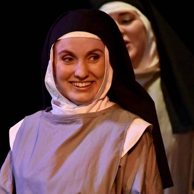 Natalie as Suor Dolcina in Suor Angelica