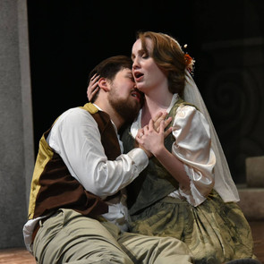 Natalie as Zerlina in Don Giovanni