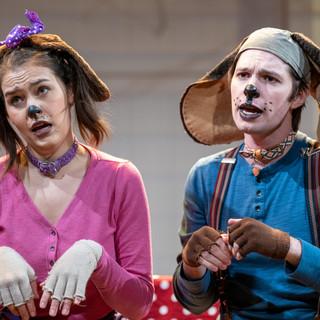 Emmett & Ella: A Doggone Mystery